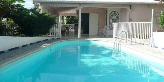Sainte-Anne Villa avec piscine