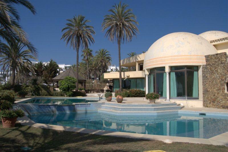 Villa malaga espagne vente de villa for Villa malaga piscine
